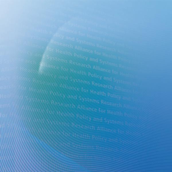 Identité visuelle de l'Alliance HPSR | Image générique