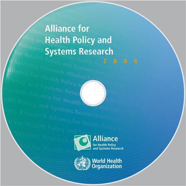 Identité visuelle de l'Alliance HPSR | CD
