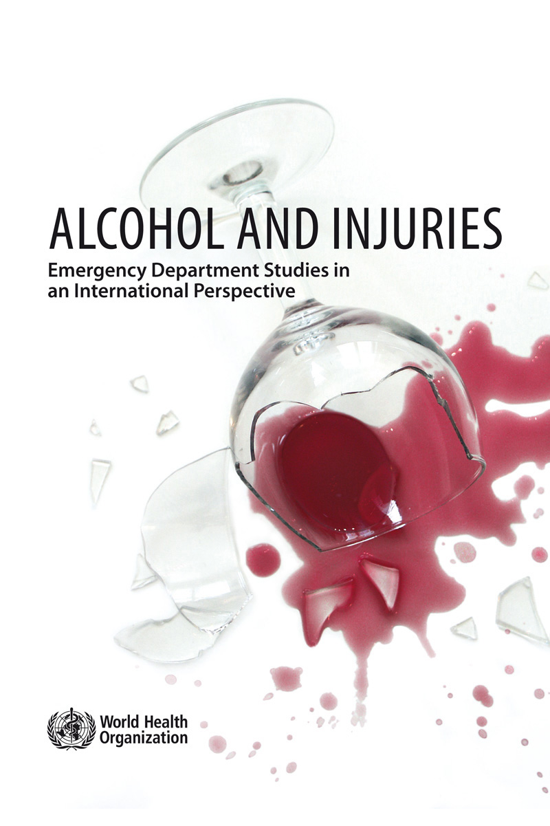 Alcohol and injuries | Brochure