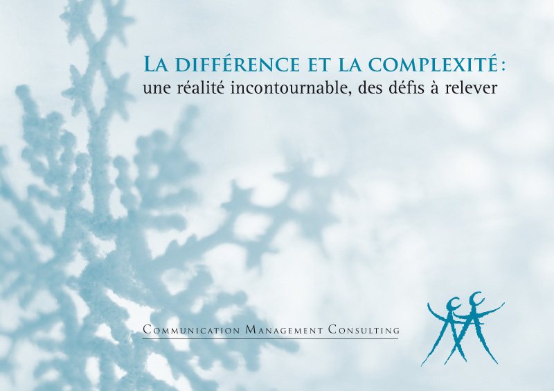 CMC | Couverture de brochure