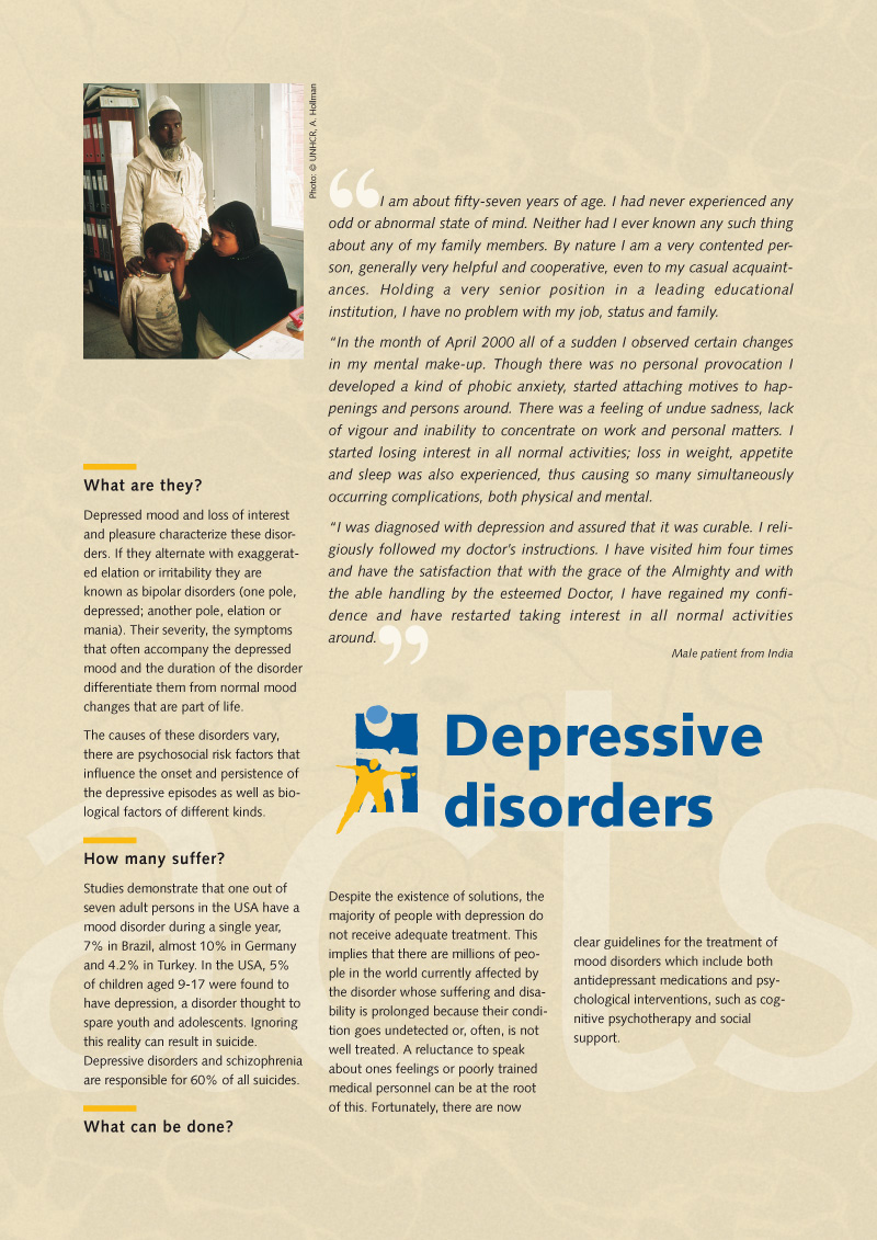 Stop exclusion. Dare to care | Brochure