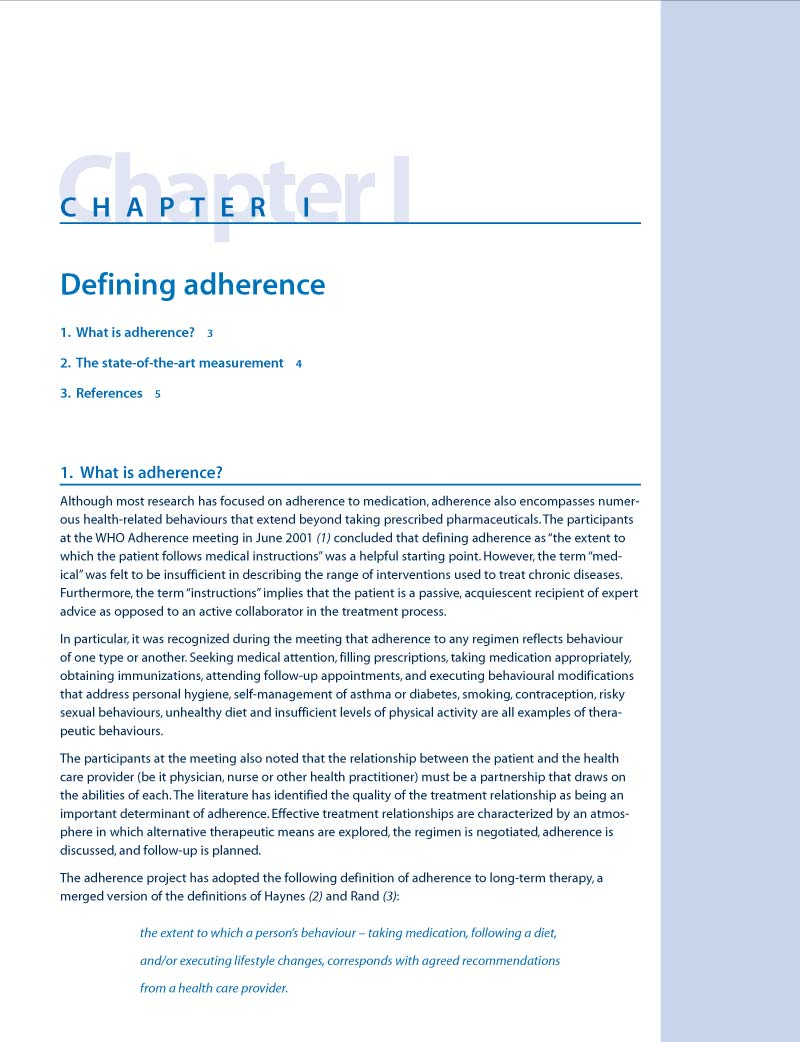 OMS | Adherence | Création de Brochure p 18