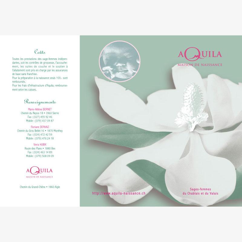 Aquila | Depliant 1