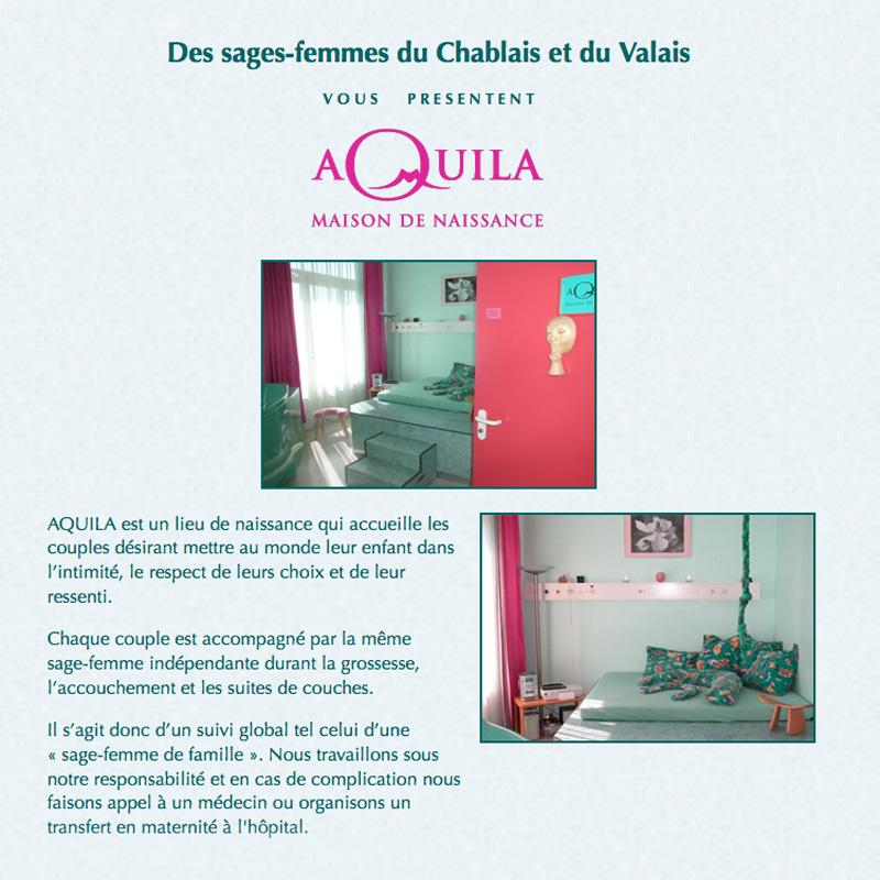 Aquila | Site