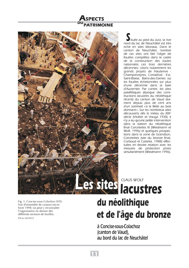 Aspects du patrimoine | Brochure p11