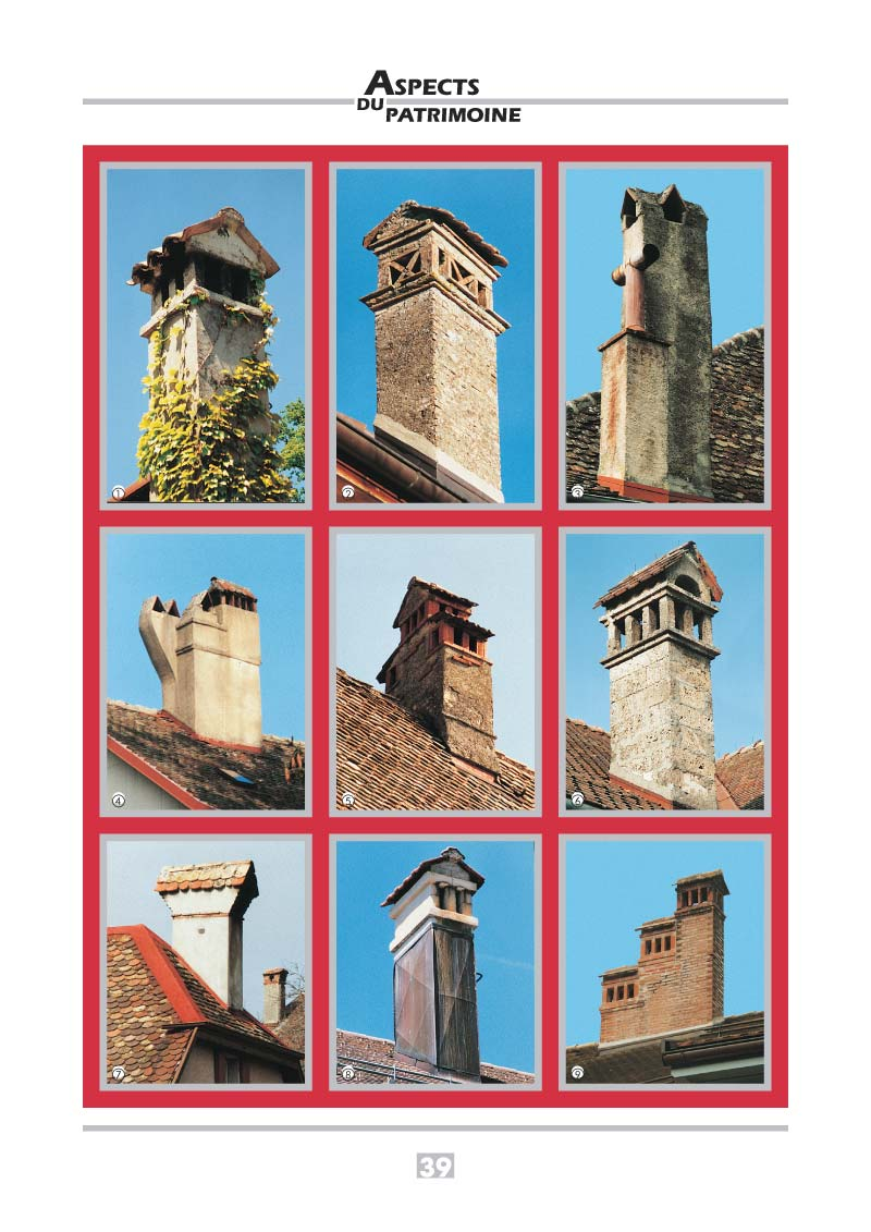Aspects du patrimoine | Brochure p39