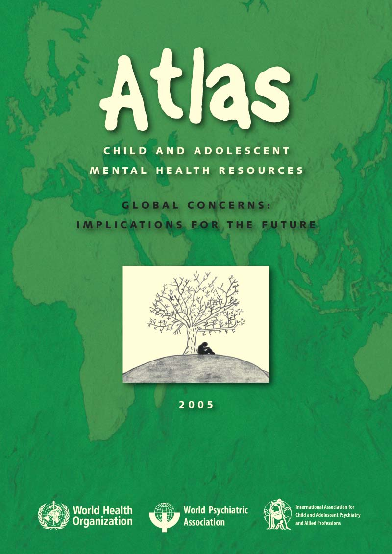 Atlas | Brochure design | Children