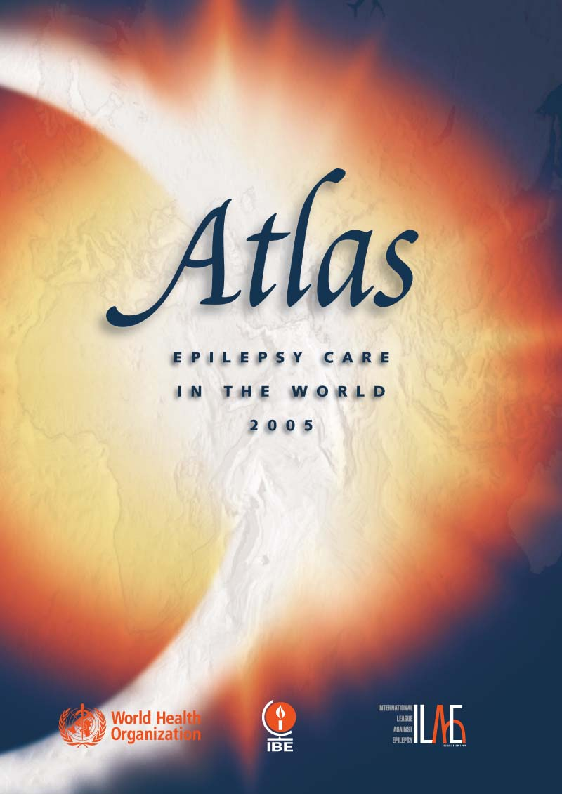 Atlas | Brochure design | Epilepsy