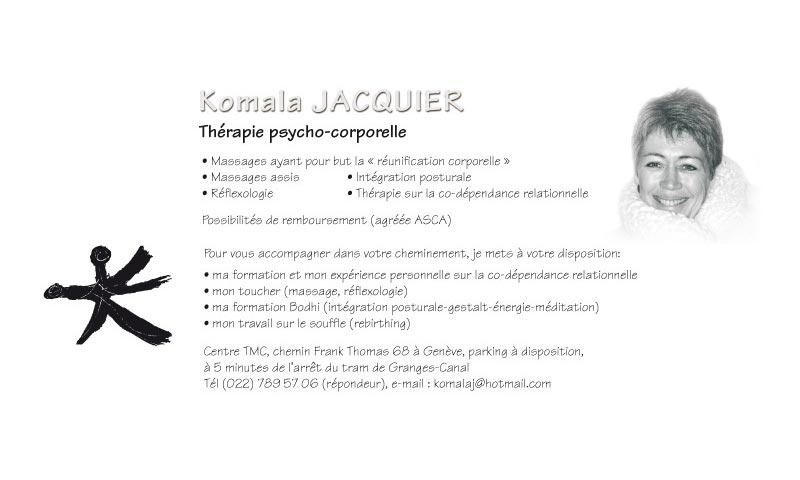 Komala | Feuillet
