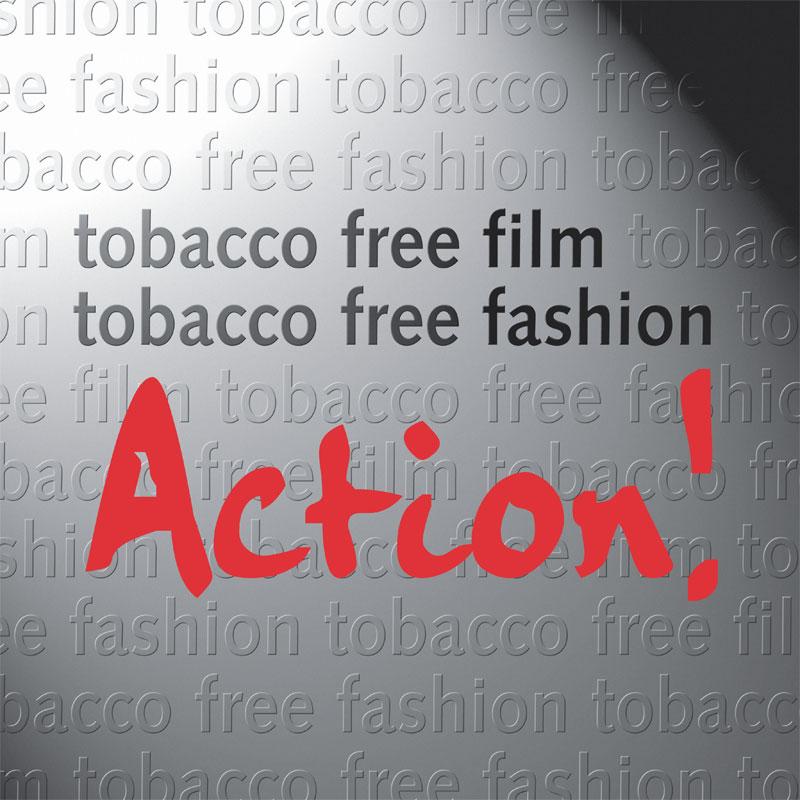 TFF | Cinéma sans tabac, mode sans tabac. Action! | Poster