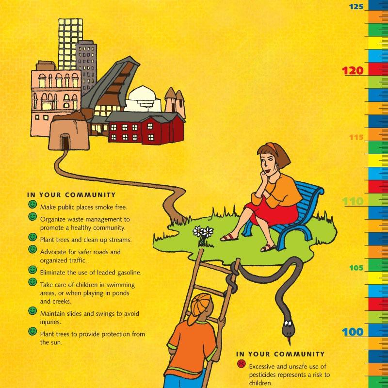 Un environnement sain pour les enfants | Poster 1