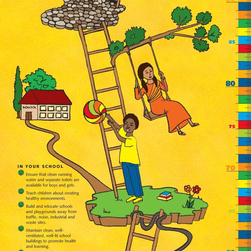 Un environnement sain pour les enfants | Poster 2