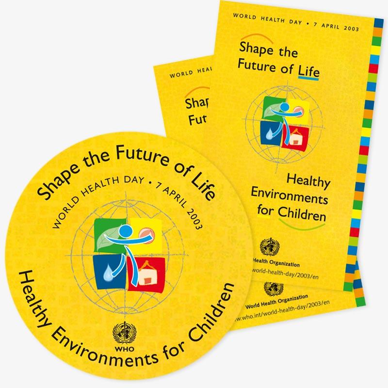 Un environnement sain pour les enfants | Stickers
