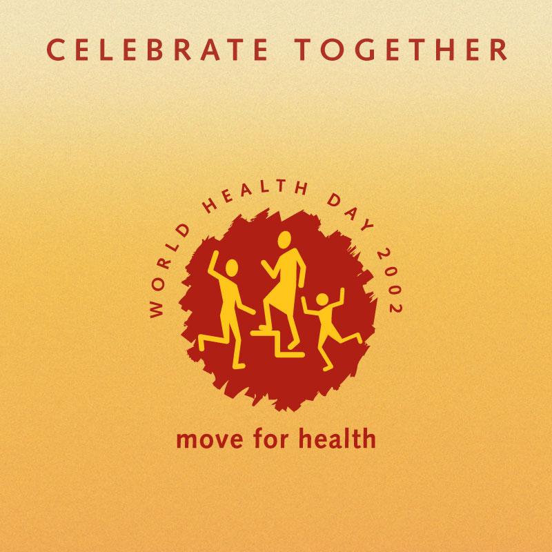 Pour la santé bougez | Invitation
