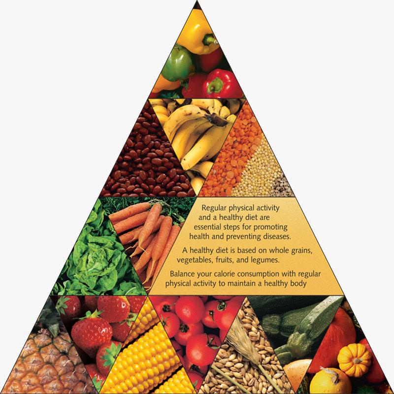 Pour la santé bougez | Pyramide 2