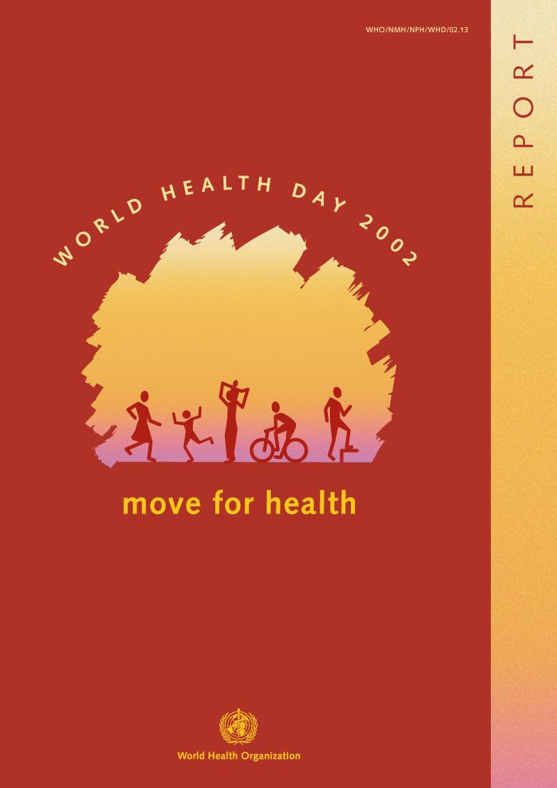 Pour la santé bougez | Rapport couverture