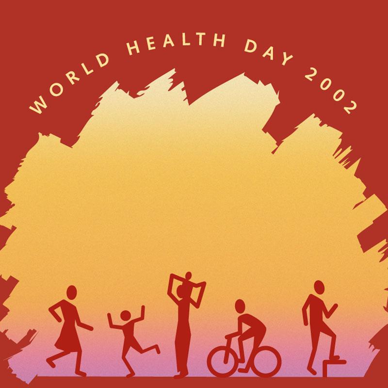 Pour la santé bougez | Image de la campagne