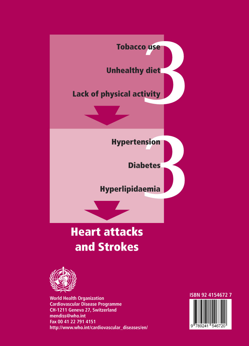Avoiding heart attacks and strokes | Brochure p 48